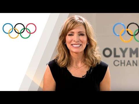 Shannon Miller picks her Greatest of All Time Gymnast  Quickfire