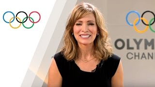 Shannon Miller picks her Greatest of All Time Gymnast | Quickfire