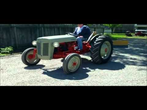 1954 Ferguson 30 tractor for sale | sold at auction May 9, 2012