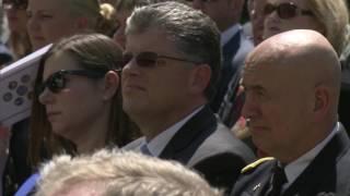 Mattis Unveils Hagel's Official Portrait
