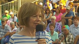 WCCO At The Fair: Talking With Lt. Gov. Tina Smith