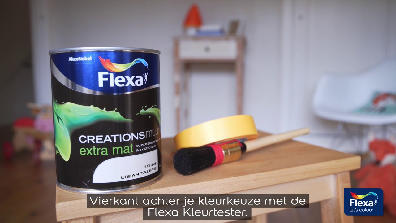 Flexa Visualiser Flexa Kinderkamer Veranderen Inspiratievideo Bumper Ad