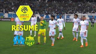 Olympique de Marseille - FC Nantes (1-1)  - Résumé - (OM - FCN) / 2017-18