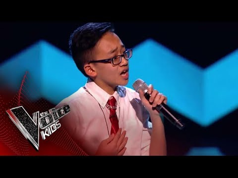 Jimmy Performs 'Grow Up': Blinds 4 | The Voice Kids UK 2018