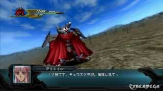 The 2nd Super Robot Wars Scenario 41: Those Manipulated by Deceit (Part A) 4/4