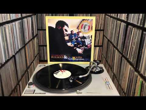 "Pete Rock & C L  Smooth ""The Main Ingredient Instrumentals"" Full Double Album"