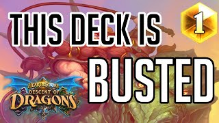 This Deck is Busted and NO ONE Plays It | How to Play Highlander Secret Hunter | Descent of Dragons