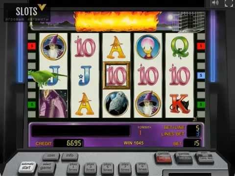 Бесплатные вращения на игровом автомате Magic Money (Магия Денег)