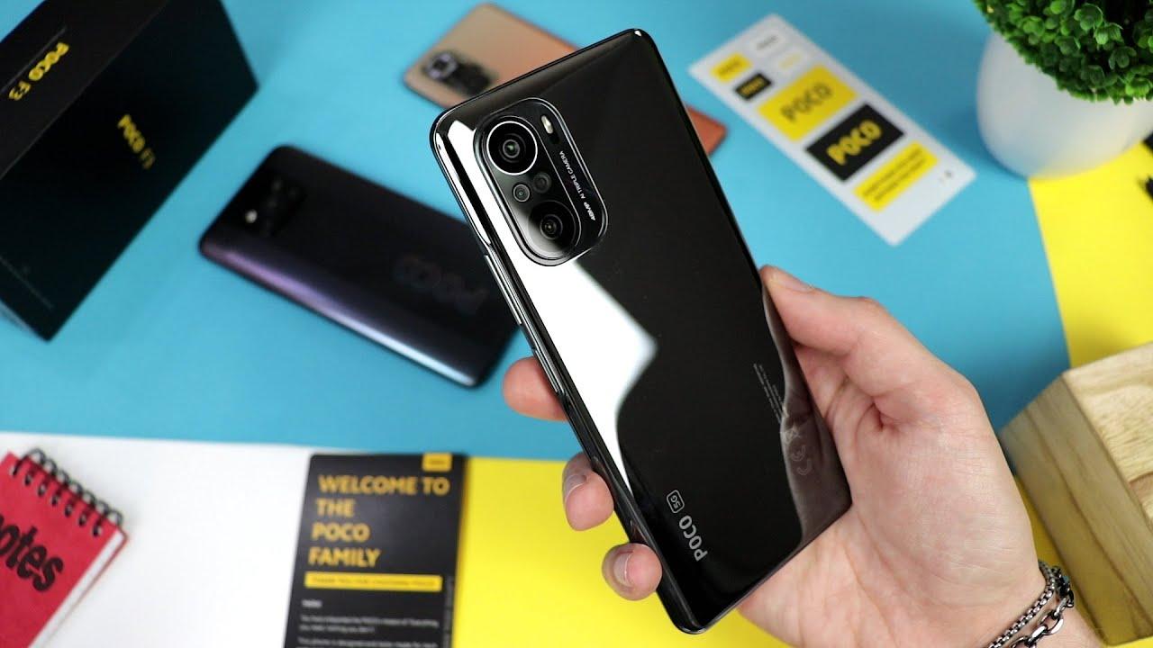 Xiaomi POCO F3 | Σχεδόν Flagship Killer.. [Greek Unboxing]