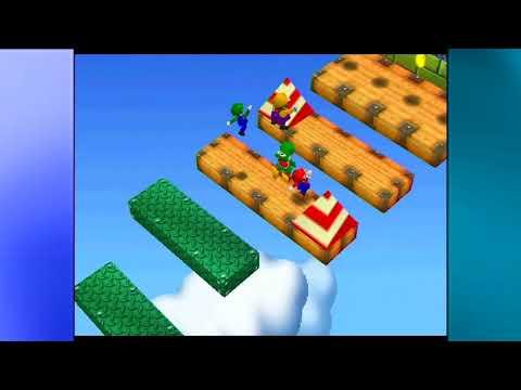 Mario Party 2! Minigame Land