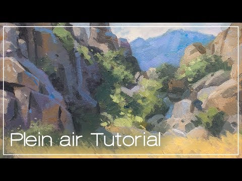 Plein Air Oil Painting Tips and Techniques for More Success