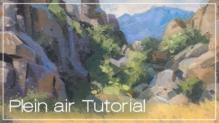 Plein Air Oil Painting Tips and Techniques for More Success thumbnail