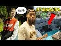 LaMelo Ball, Nate Robinson & More Pull Up To The OVERTIME MANSION! Fortnite, Epic Dunks & FULL TOUR
