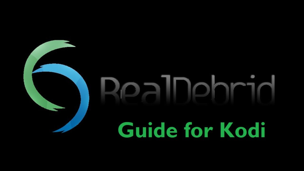 How to use Real Debrid with Kodi Krypton
