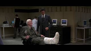 GOLDENEYE - Q'S LEG
