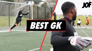 One of Jemel One Five's most viewed videos: BEST GOALKEEPER ON YOUTUBE!!!
