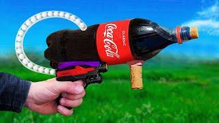 Experiment Coca Cola and Mentos!