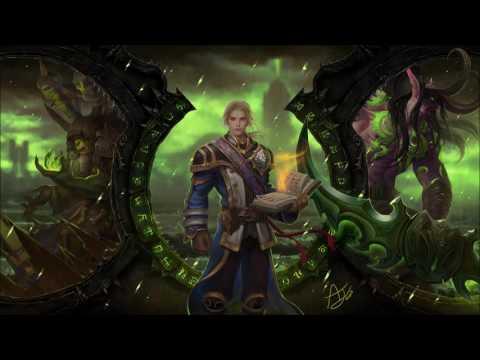 World of Warcraft: Legion - Anduins Theme - Neil Acree ft. Julie Elven