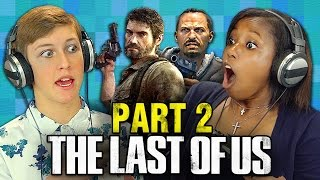 THE LAST OF US: PART 2 (Teens React: Gaming)