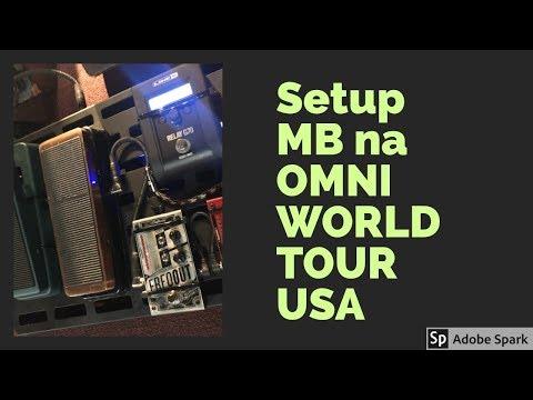 #GTR Lifestyle 19 - Demonstrando o meu setup para a tour dos EUA