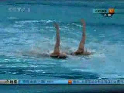 Goddess of the Wind - Chinese Twins in Doha Asian Games
