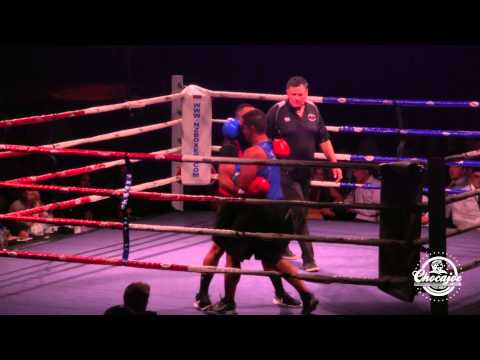 NZ Police Charity Fight 9 Simon Brown vs Eddie Mulipola