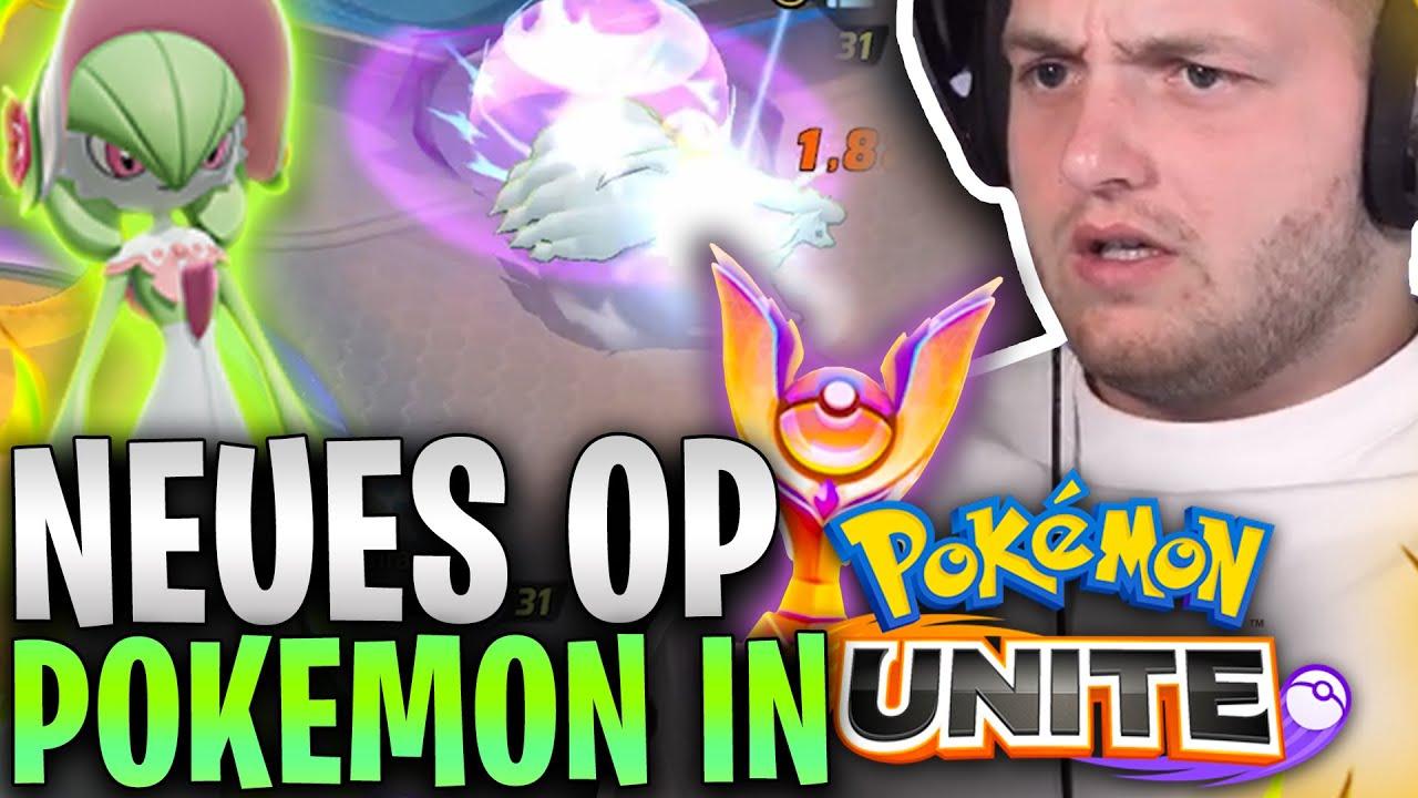 😱😳DAS 1. POKEMON UNITE Update?!   IST GARDEVOIR das NEUSTE BESTE Pokemon?!   Road to Top 500 Global?
