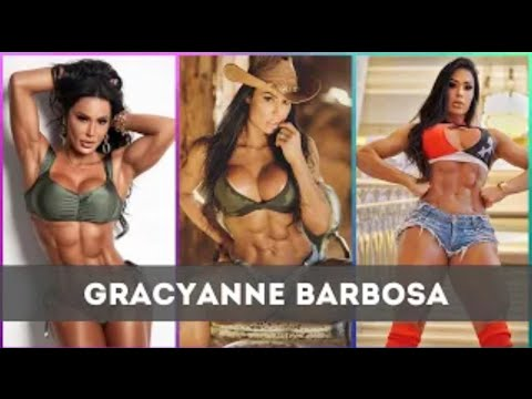 Download Gracyanne Barbosa   Hot and Sexy with Muscular Legs