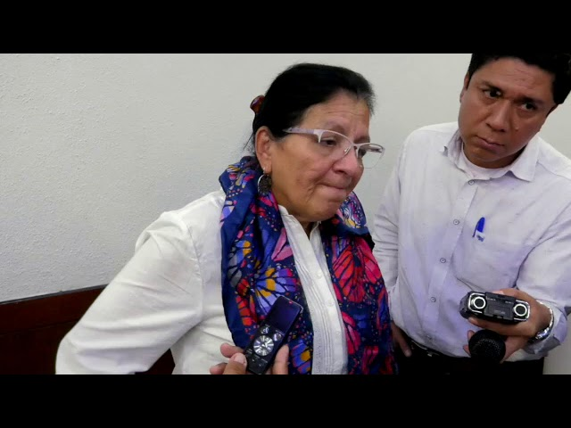 Entrevista a Presidenta de CDHCM, Nashieli Ramírez, tras presentación de 9 Recomendaciones