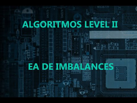 Algoritmo de Imbalances en Futuros - Metatrader 5 || MQL5