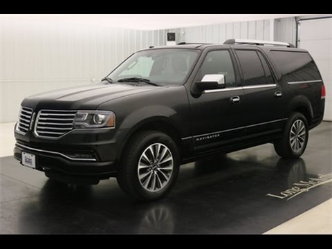 2016 lincoln navigator l select 4x4 au4562 youtube. Black Bedroom Furniture Sets. Home Design Ideas