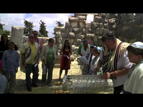 Bar Mitzvah: National Summer Family Mission To Israel