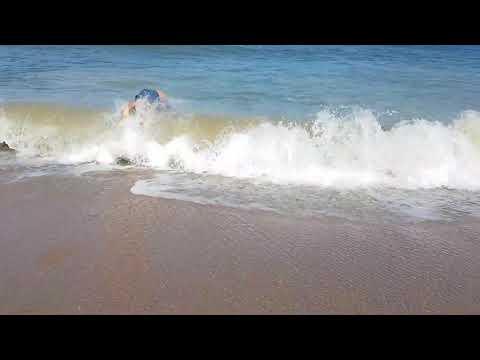 El mar en Punta del Este es para todo el año