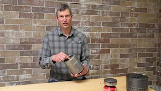 Designing the Reactor Stove System