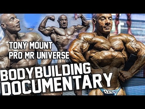Bodybuilding Documentary - Mr Universe Tony Mount - Trofeo Due Torri 2016