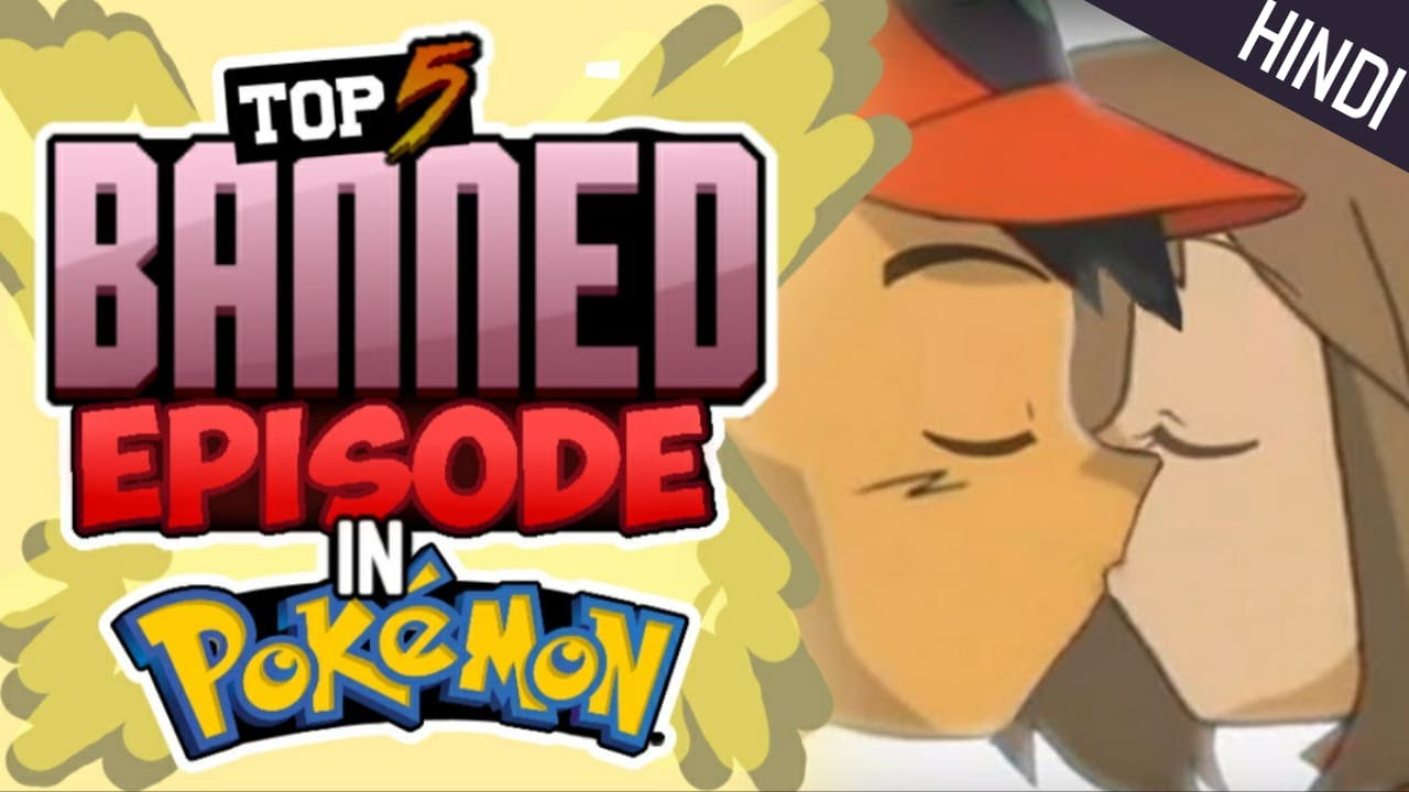 Download Top 5 Banned Episodes in Pokemon ft. Superhero Corps