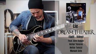 Dream Theater - Lie (Split Video)