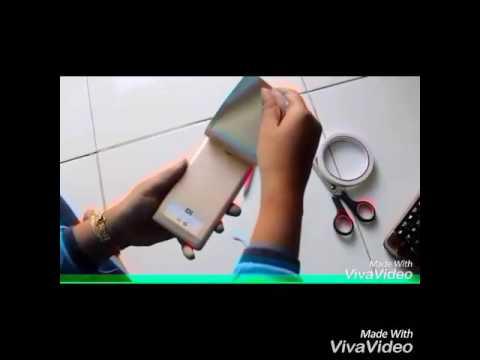 tutorial pembuatan casing hp dari kaleng bekas