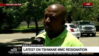 Tshwane MMC Sheila Senkubuge resigns: Update with Abel Tau