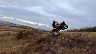 ATV Hill Climb Compilation