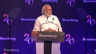 Modi: India's Economy Is the Result of Good Policy