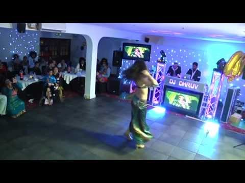 70s Theme Party, Indian 70s Theme Party , Fancy Dress Party , 40th birthday party DJ DHRUV