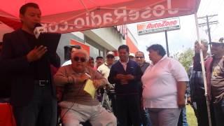 Remoto en Autozone - sabado, 16 de mayo del 2015