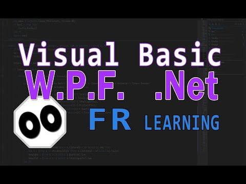 Tuto WPF Visual Basic Fr: PATTERN SINGLETON