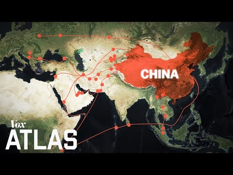 China's trillion dollar plan to dominate global trade