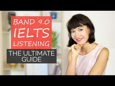 Best IELTS Listening Strategies | How I get Band 9 every time