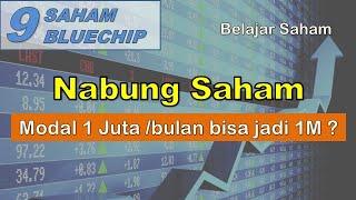 Download Nabung Saham 2019 - Modal 1 juta/bulan bisa jadi 1M ? Mp3 and Videos