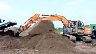 Hitachi Zaxis 180 Excavator - Pelleteuse