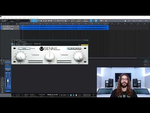 Mixing on headphones - Sienna Reference plugin by Acustica Audio - Quick Overview