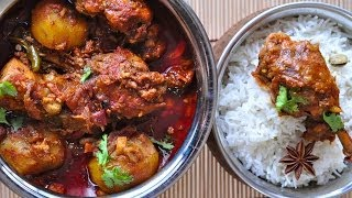 The Ultimate Indian Chicken Curry